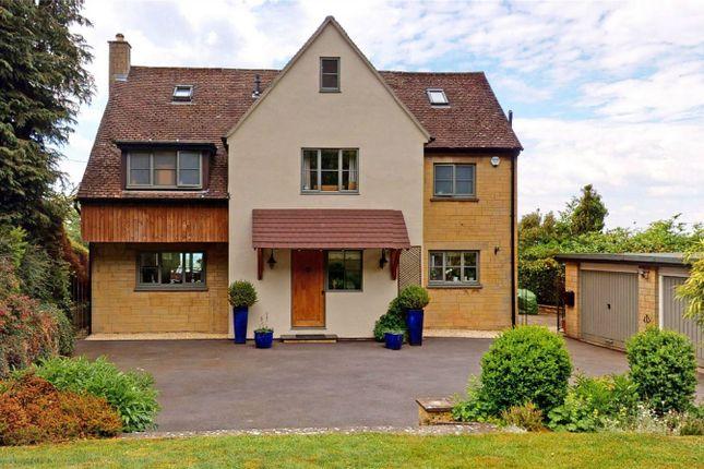 Thumbnail Detached house to rent in Leckhampton Hill, Cheltenham, Gloucestershire