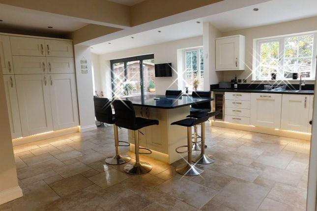 Detached house for sale in Oundle Road, Orton Longueville, Peterborough