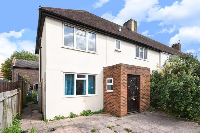Thumbnail Semi-detached house to rent in Fullers Avenue, Surbiton