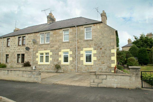Thumbnail Flat for sale in Braemorriston Road, Elgin, Moray