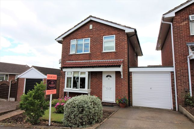 Thumbnail Detached house for sale in Coatsby Road, Kimberley, Nottingham