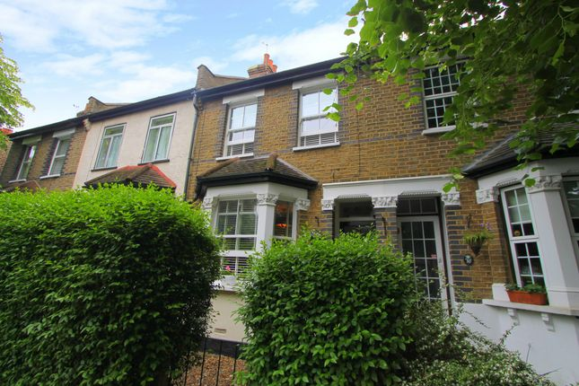 Thumbnail Terraced house for sale in Mellows Road, Wallington