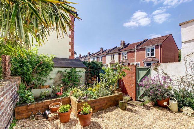 Thumbnail End terrace house for sale in Warminster Road, St Werburghs, Bristol