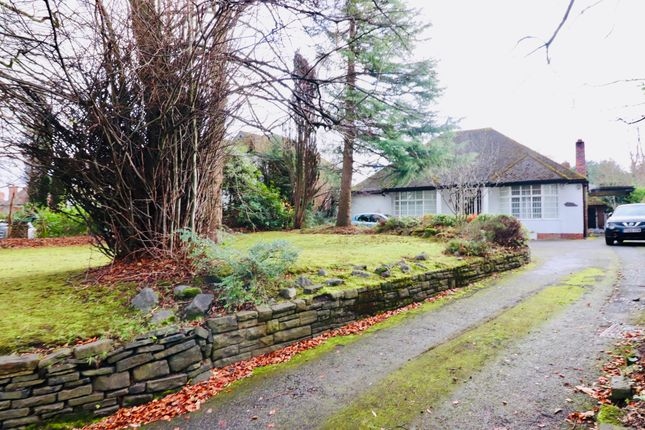Thumbnail Bungalow for sale in Ringley Road, Whitefield, Manchester