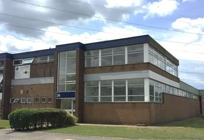 Thumbnail Light industrial to let in Unit 36, Wates Way Industrial Estate, Mitcham, Surrey