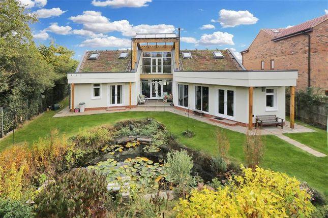 Thumbnail Detached house for sale in Ashford Crescent, Grange Farm, Milton Keynes, Bucks