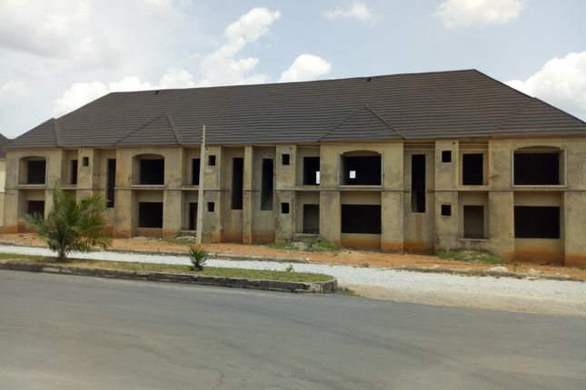 Thumbnail Terraced house for sale in 04B, Airport Road Abuja, Nigeria