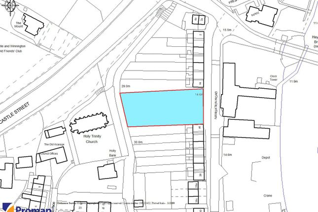 Thumbnail Land for sale in Navigation Road, Northwich