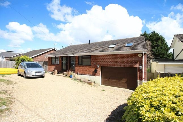 Thumbnail Detached house for sale in Newtown Road, Warsash, Southampton