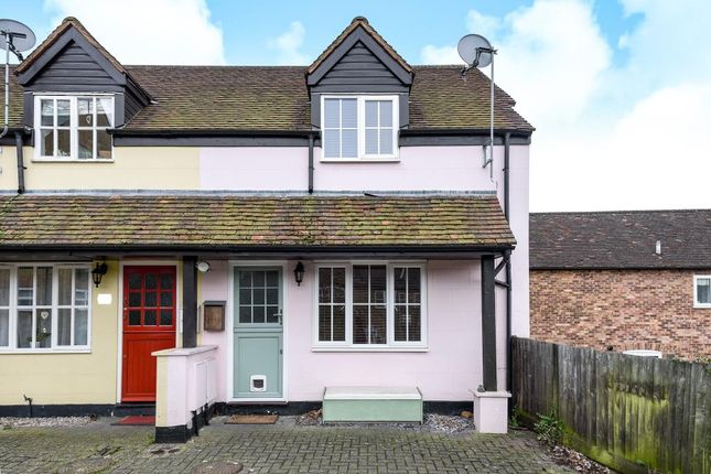 Thumbnail Terraced house to rent in High Street, Old Town