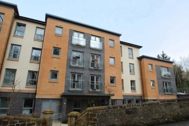 Thumbnail Flat for sale in Victoria Road, Paisley, Renfrewshire