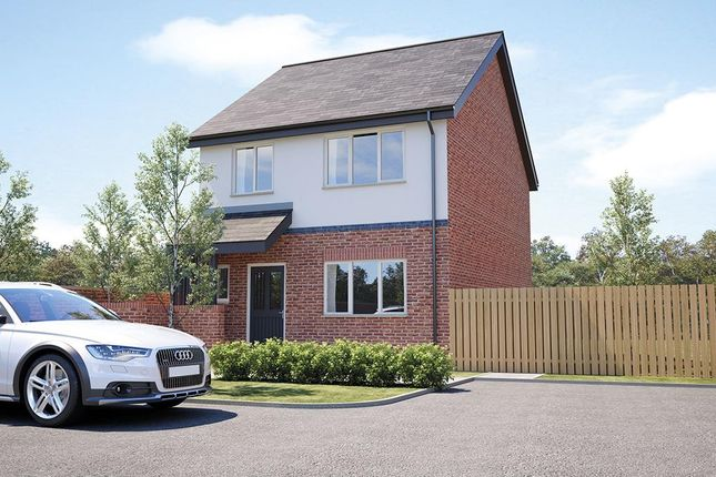 Thumbnail Detached house for sale in Sheffield Road, Chesterfield