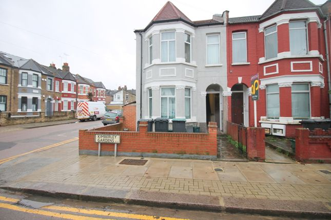 Thumbnail Terraced house to rent in Kimberley Gardens, London