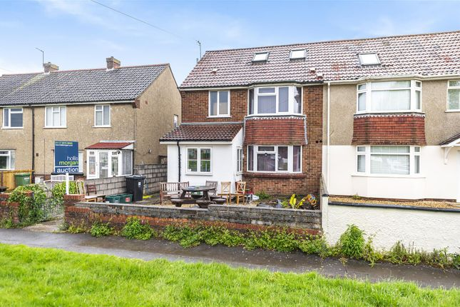 Thumbnail Semi-detached house for sale in Northcote Road, Mangotsfield, Bristol