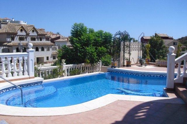 Pool Area of Spain, Málaga, Benalmádena, Benalmádena Costa