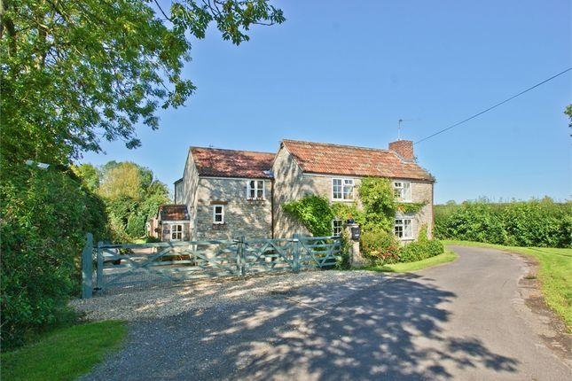 Thumbnail Detached house for sale in Corner Cottage, Hozzard Lane, Heath House, Wedmore, Somerset