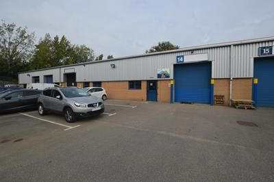 Thumbnail Light industrial to let in Unit 14, Swift Centre, Imperial Way, Croydon, Surrey