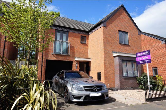 Thumbnail Detached house for sale in Ranger Drive, Wolverhampton