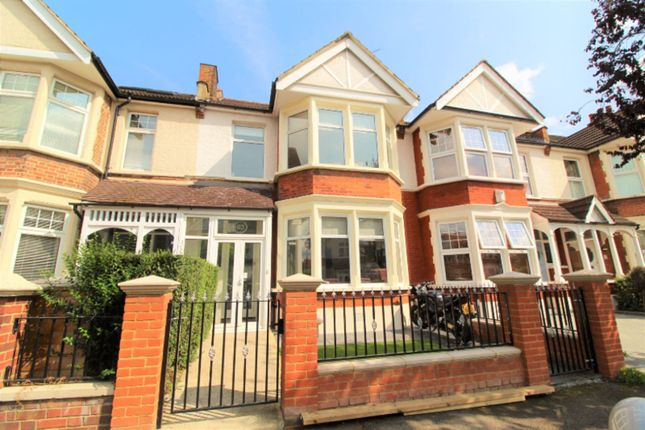 Thumbnail Terraced house for sale in Belgrave Road, Wanstead