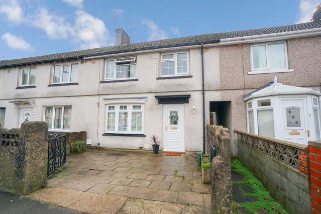 Thumbnail Terraced house for sale in Ty Isaf Park Avenue, Risca, Newport