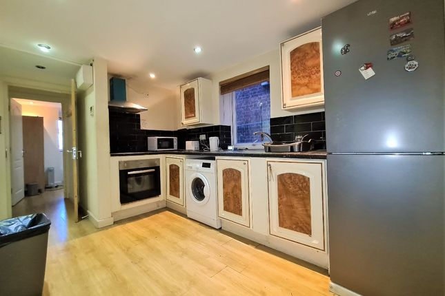 Thumbnail Flat to rent in High Road, Wembley