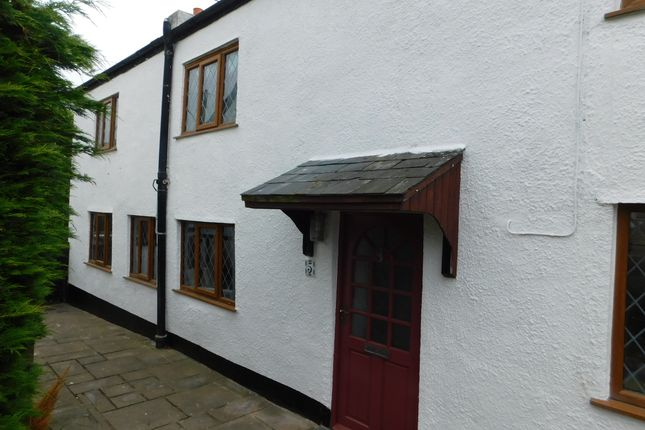 Thumbnail Cottage to rent in Lyme Road, Axminster