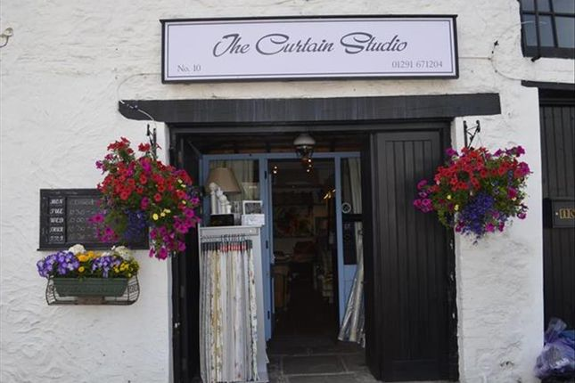 Thumbnail Retail premises for sale in Curtains & Soft Furnishings NP15, Monmouthshire