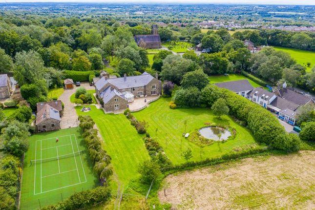 Thumbnail Detached house for sale in Higher Lane, Dalton, Wigan