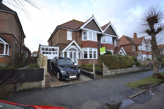 Thumbnail Flat to rent in Colebrooke Road, Bexhill On Sea