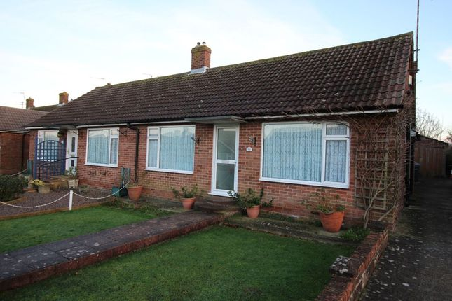 Thumbnail Bungalow to rent in Millstream Gardens, Polegate