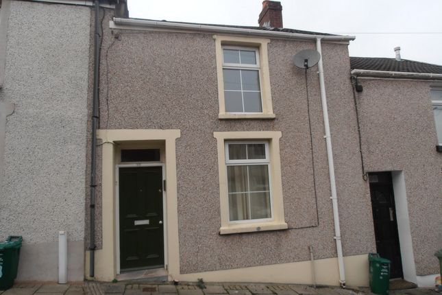 Thumbnail Terraced house to rent in Morgan Street, Aberdare