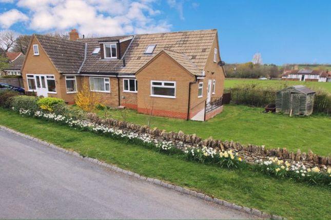 Thumbnail Detached bungalow for sale in Carr Lane, East Ayton, Scarborough