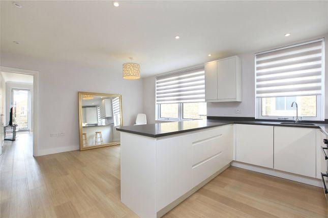 Thumbnail Flat to rent in Dagnan Road, Clapham South, London