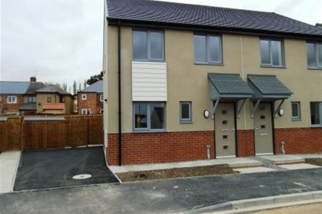 Semi-detached house to rent in Iris Grove, Darlington