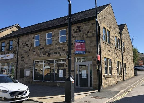 Thumbnail Retail premises to let in 68 Town Street, Horsforth, Leeds
