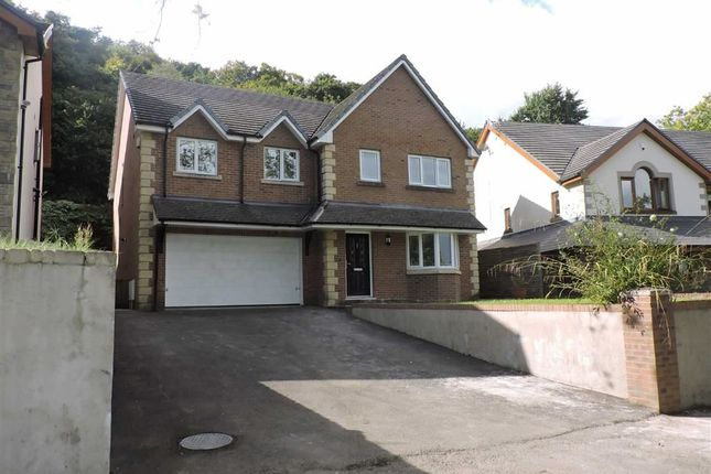 Thumbnail Detached house for sale in Ger Y Coed, Clydach, Swansea