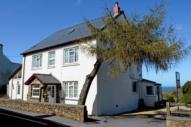 Thumbnail Detached house for sale in Glan House, Dinas Cross, Newport, Pembrokeshire