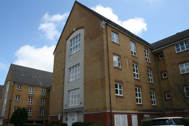 Thumbnail Flat to rent in Caroline Way, Sov Harbour North, Eastbourne