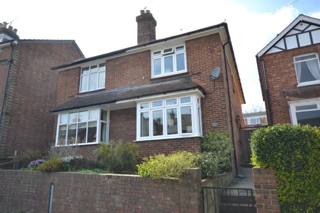 Thumbnail Semi-detached house for sale in Silverdale Road, Tunbridge Wells, Kent