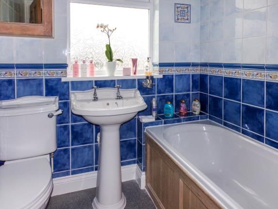 Bathroom of Fosse Way, Syston, Leicester, Leicestershire LE7