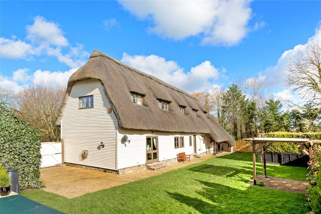 Thumbnail Detached house for sale in Milton Lane, Steventon, Abingdon, Oxfordshire