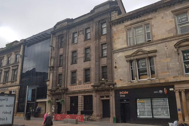 Thumbnail Commercial property for sale in Hanover Gardens, Wilson Street, Paisley
