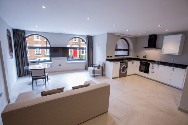 Thumbnail Flat to rent in Trafalgar House, Park Place, Leeds City Centre