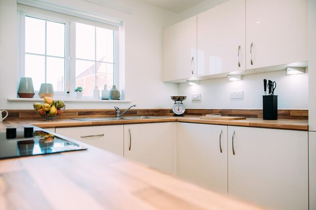 Kitchen of Lighton Mews, Eccles, Manchester M30