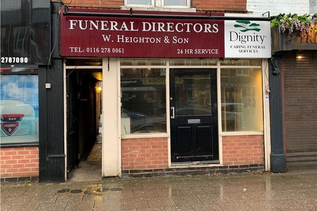 Thumbnail Retail premises to let in 25 Blaby Road, Wigston, Leicestershire