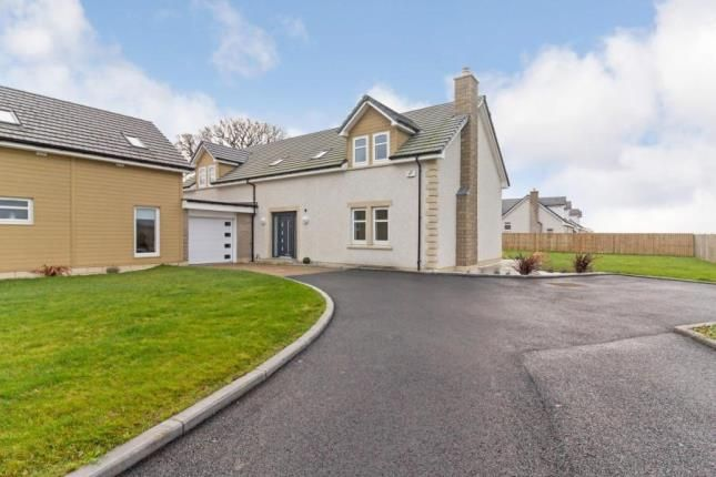 Thumbnail Detached house for sale in The Oaks, Moss Road, Dunmore, Larbert