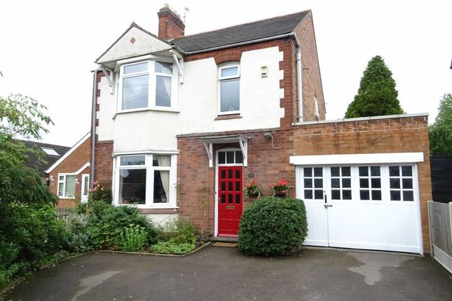 3 bed detached house for sale in Hinckley Road, Earl Shilton, Leicester