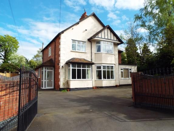 Thumbnail Detached house for sale in Gravel Lane, Wilmslow, Cheshire, Wilmslow
