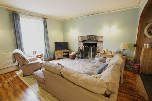 Thumbnail End terrace house for sale in Trecastle, Brecon
