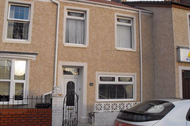 Thumbnail Terraced house for sale in Windsor Road, Neath, Neath, West Glamorgan